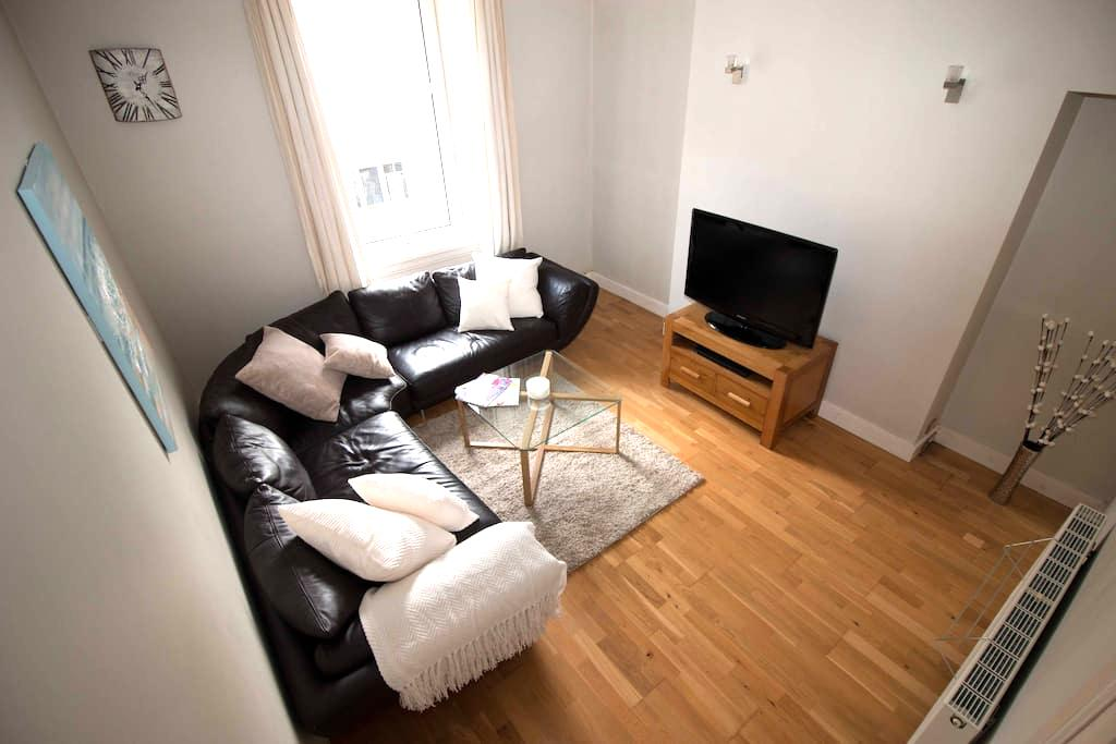 Charming one bed apartment in the West end - Aberdeen - Apartment