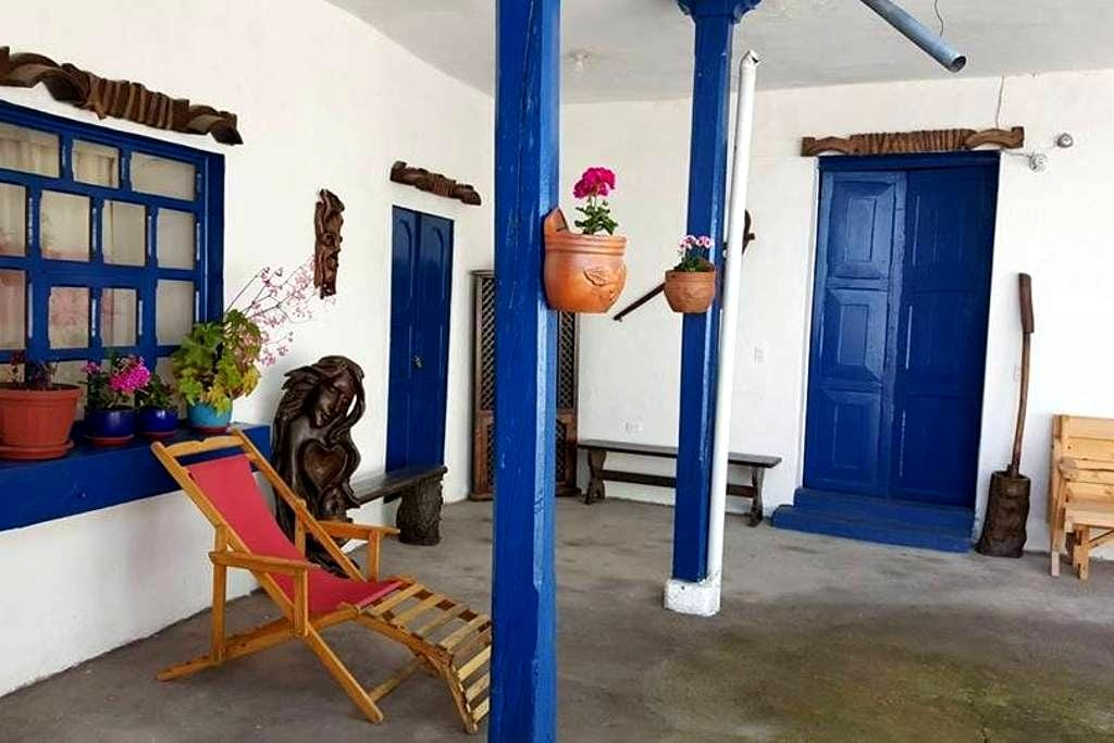 Casa La Delicia - San Antonio de Ibarra - House