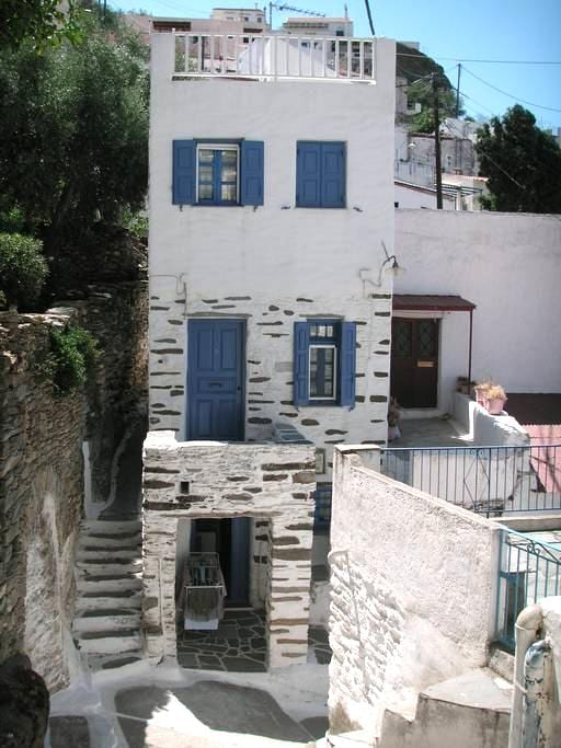 House in Kea Ioulida/Chora, Cyclades - Ioulis - Haus