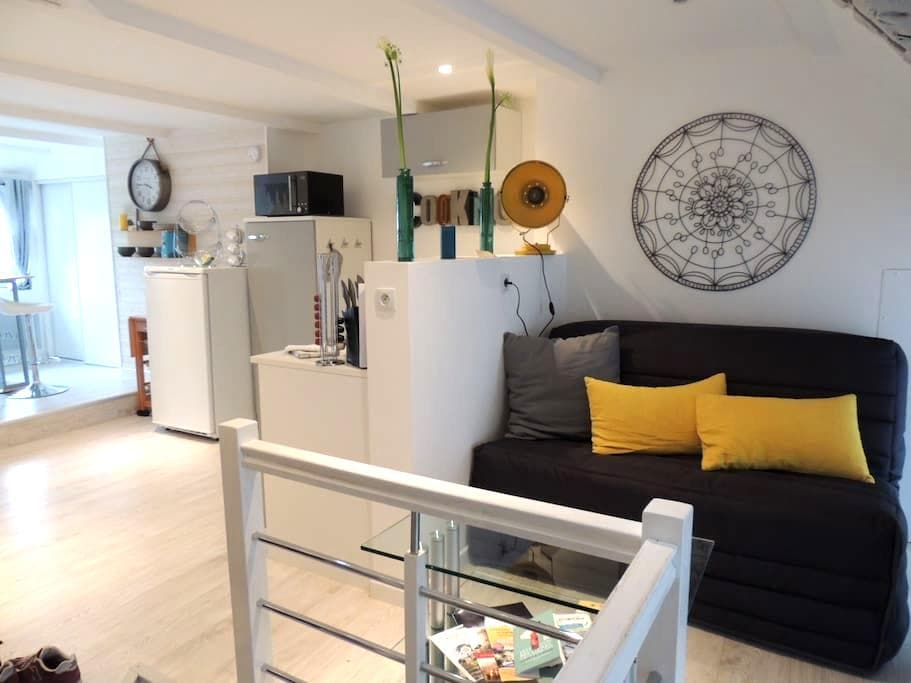 Charmant Duplex - Dinan - Apartment