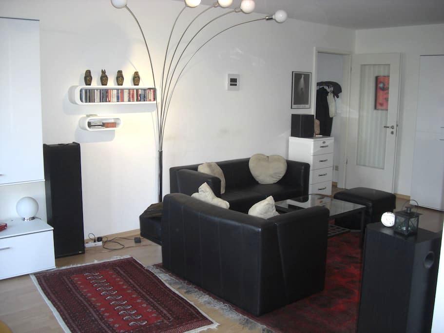 Modern 3-room-apartment in Berlin - Berlin - Apartment