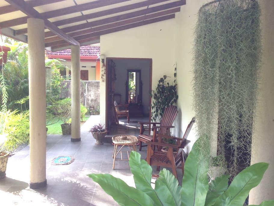 Double room in Bentota - Bentota - House