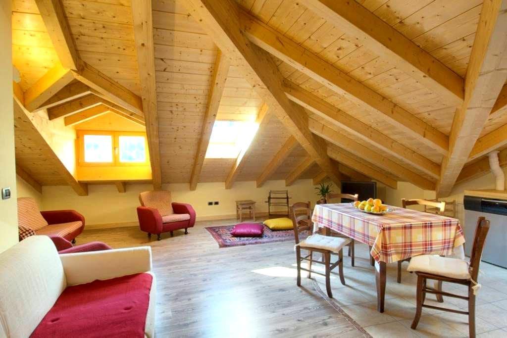 Charming apartment Trentino Italy - Brez