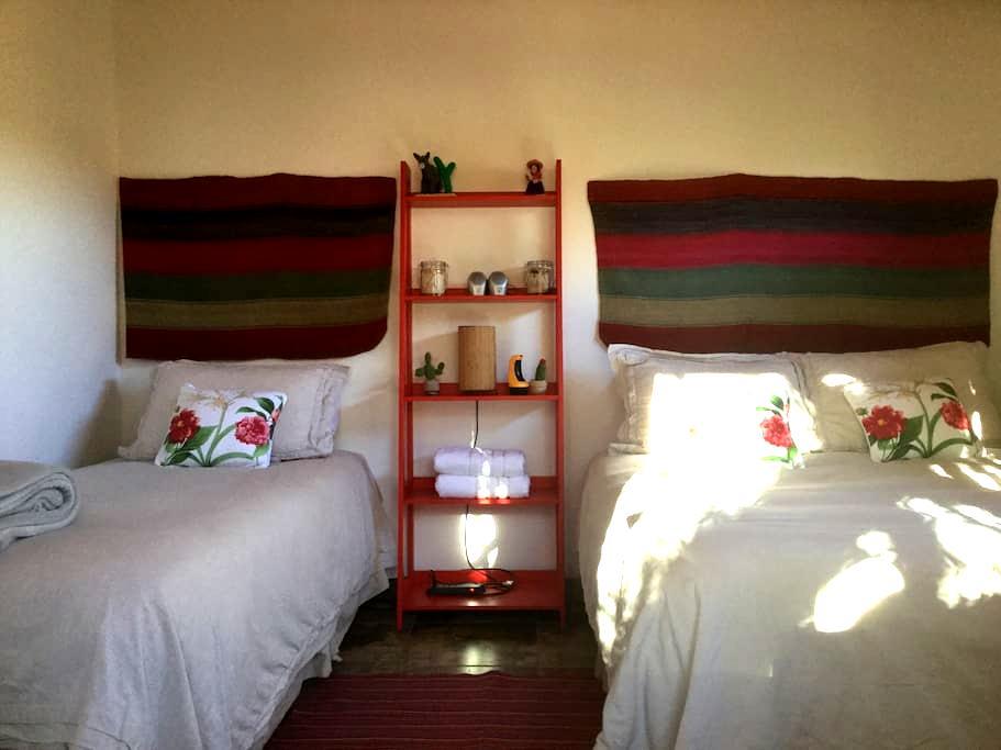 El Otro Huertillo. - San Pedro de Atacama - Hytte