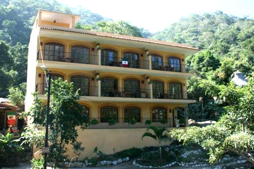Large comfortable 1 Bedroom - Boca de Tomatlan - Appartement