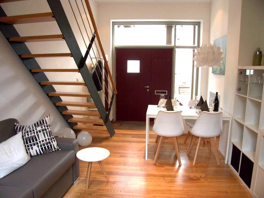 Sonniges Apartment in der Altstadt von Höxter - Höxter - Lakás
