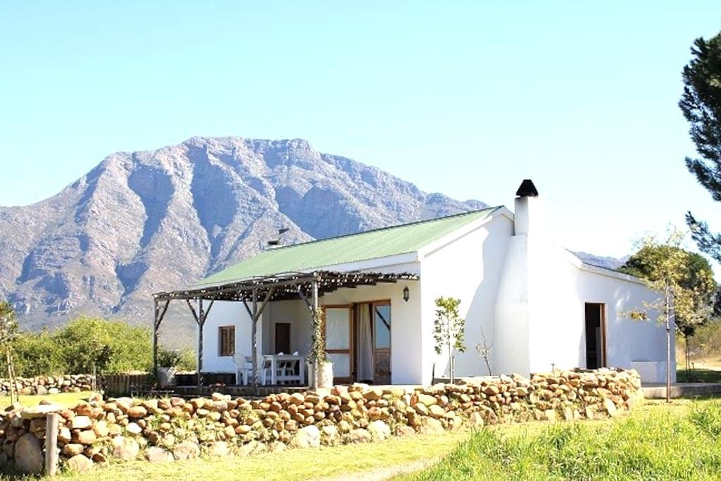 Welbedacht Game & Nature Reserve - Tulbagh - Domek parterowy