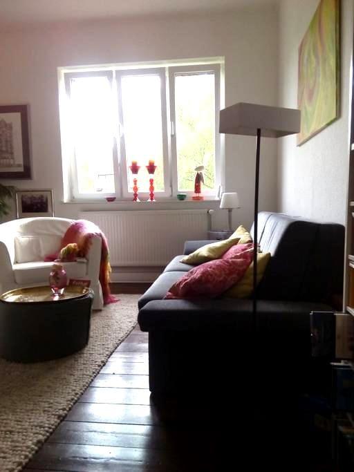 Wohlfühl-Zimmer, zentral, tippitoppi - Göttingen - Lägenhet