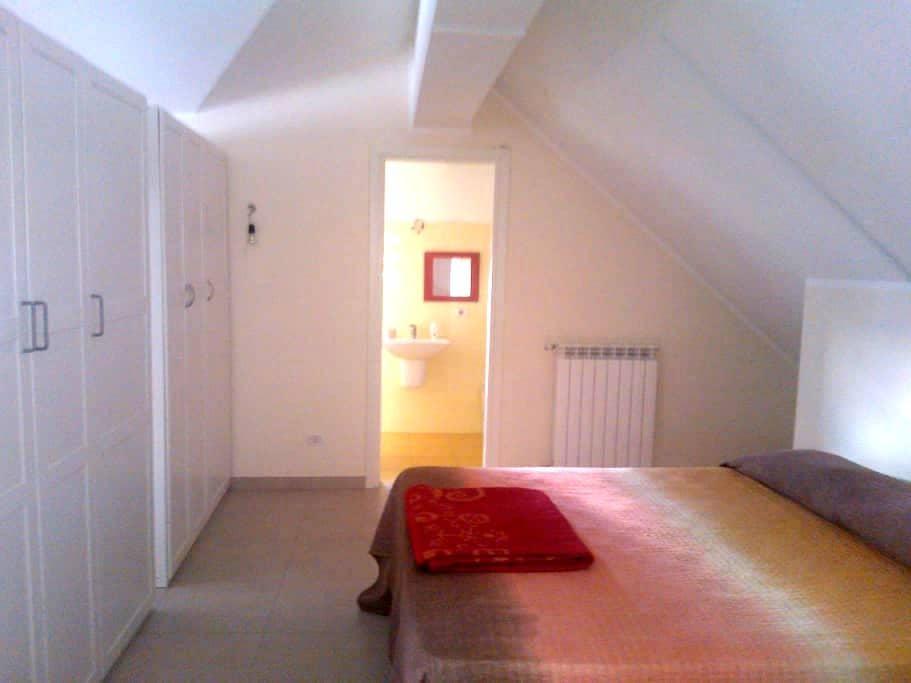 Cozy loft - L'Aquila - Vindsvåning