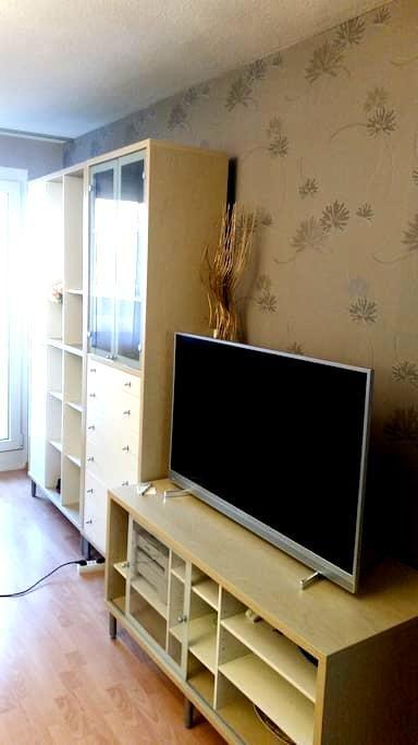 Two room apartment - Colônia - Apartamento