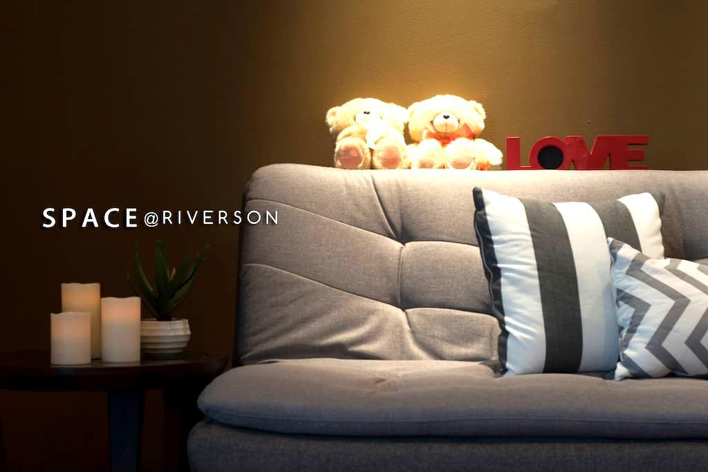 SPACE @ Riverson 1.0 - โคตา กินาบาลู - อพาร์ทเมนท์