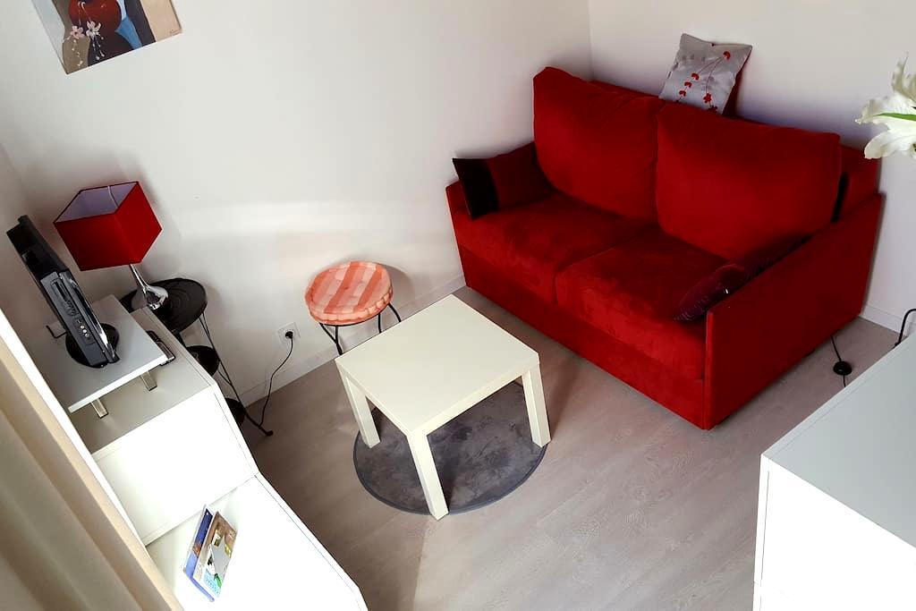 Appartement cosy dans rue piétonne du centre ville - Cognac - Lägenhet