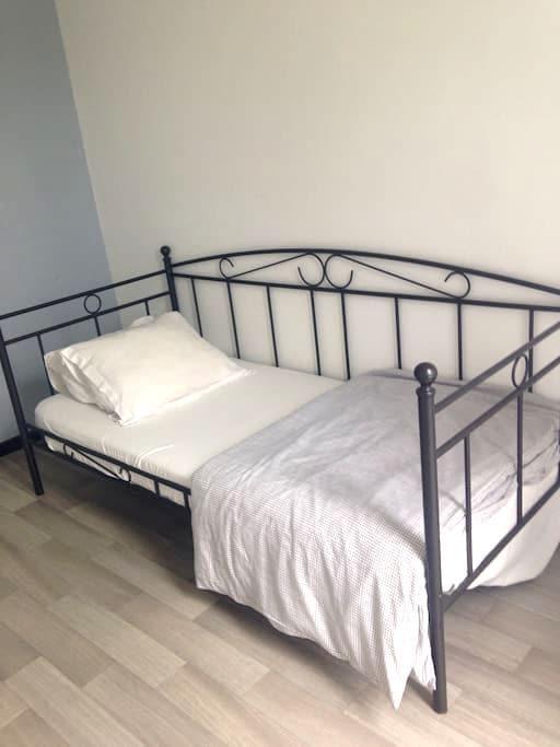 Chambre à louer dans un appartement - Villeneuve D'ascq - Huoneisto