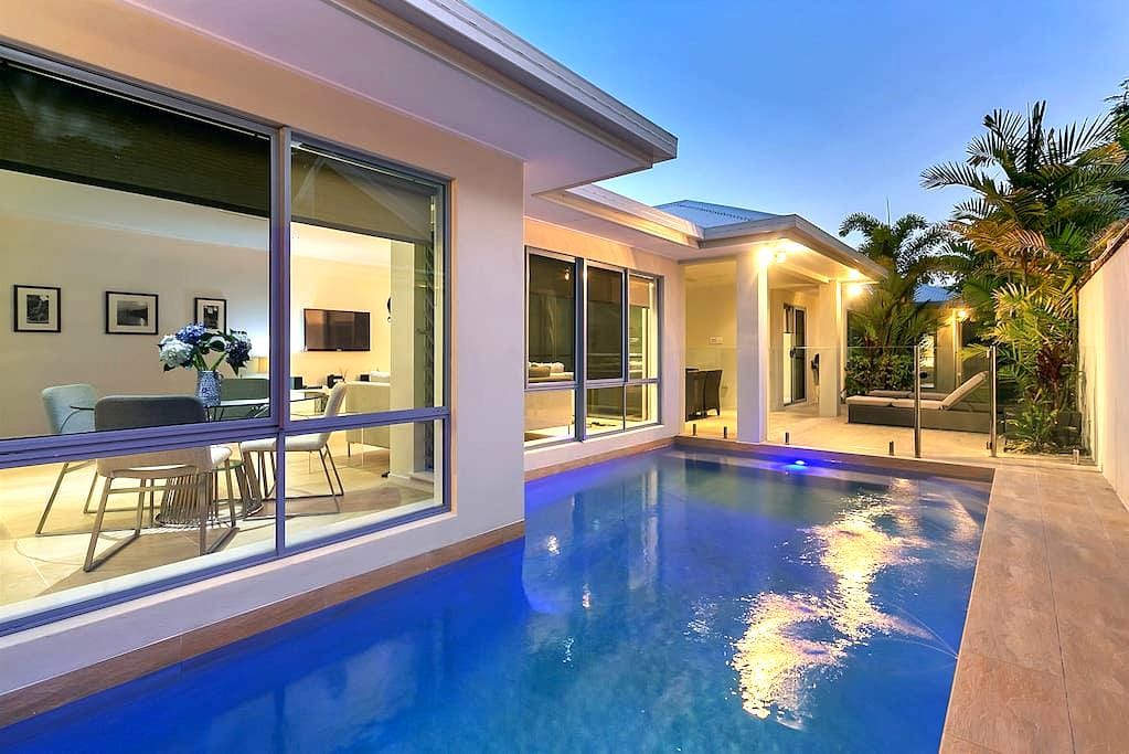 Modern, Convenient, Beautiful Home - Palm Cove - Casa