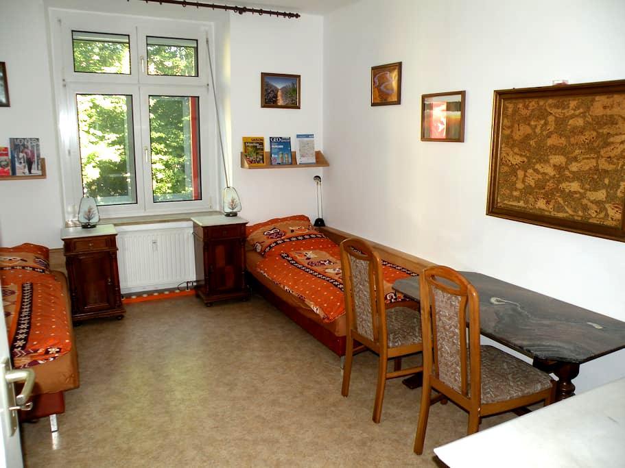 Quiet, centrally located room - Munique - Apartamento