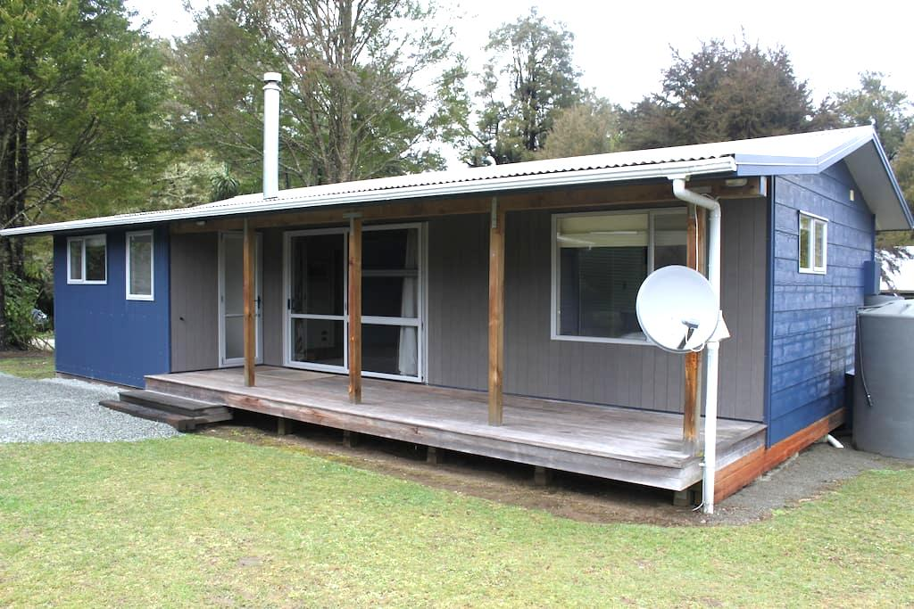 Lake Rotoroa Holiday Home - Rotoroa - House