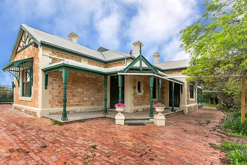 Barossa Vineyard Guesthouse - Tanunda - House