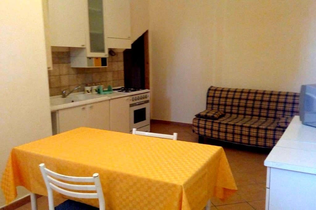 monolocale a pochi km dal mare - Montallegro - Apartment