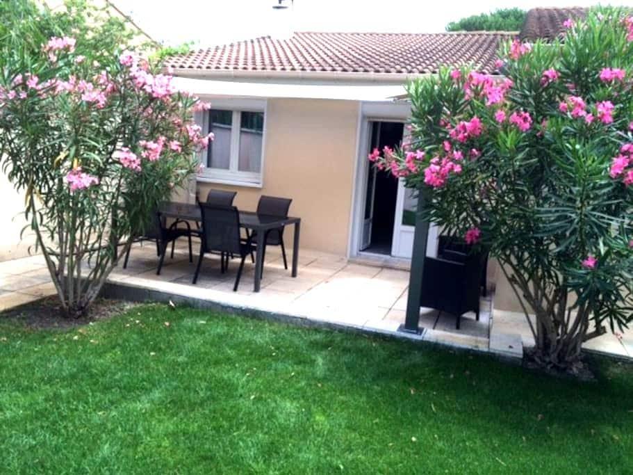Renovated house with garden near Avignon - Saze - Huis
