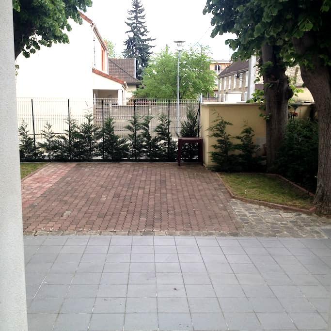 Appt 3 pièces de standing (parking) - Carrières-sous-Poissy