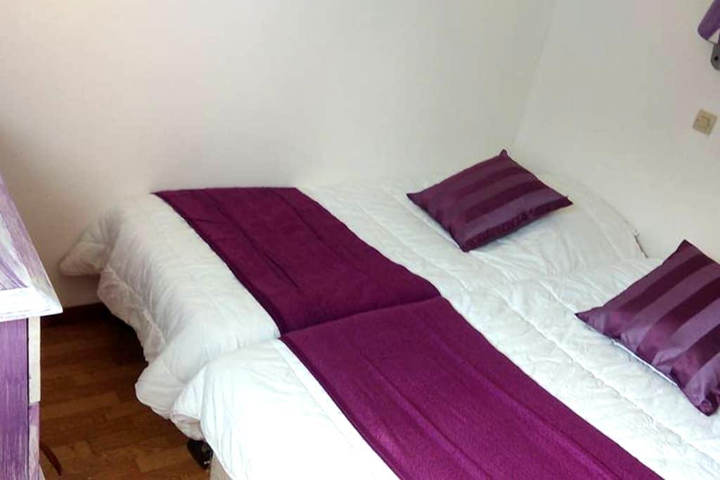 chambre double cosy, calme au coeur des 3 vallées! - Saint-Martin-de-Belleville - Chalet