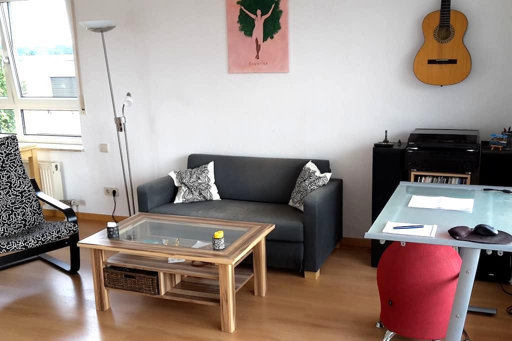 In 20 Min in Stuttgart - Ostfildern - Apartamento