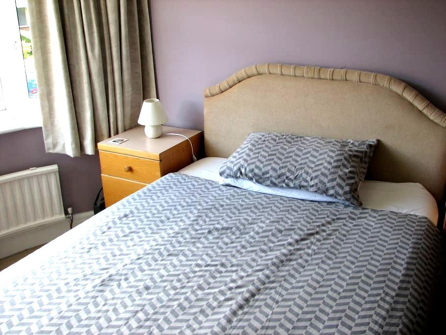Double room, shared bathroom - Lancaster - Huis