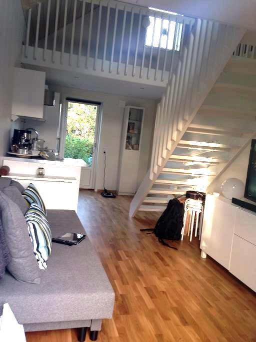 Fin nybyggd lägenhet - Falkenberg - Leilighet