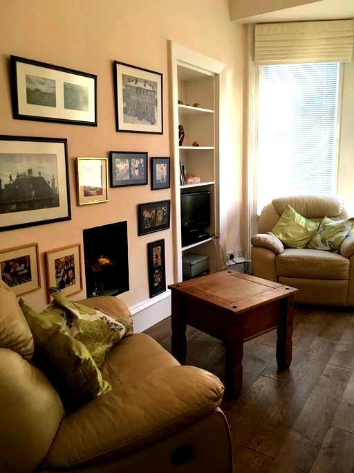 Ground Floor Flat in Dennistoun - Glasgow - Wohnung