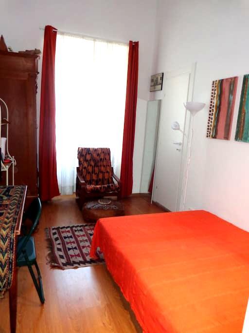 A Termini stanza con bagno privato - Rome - House