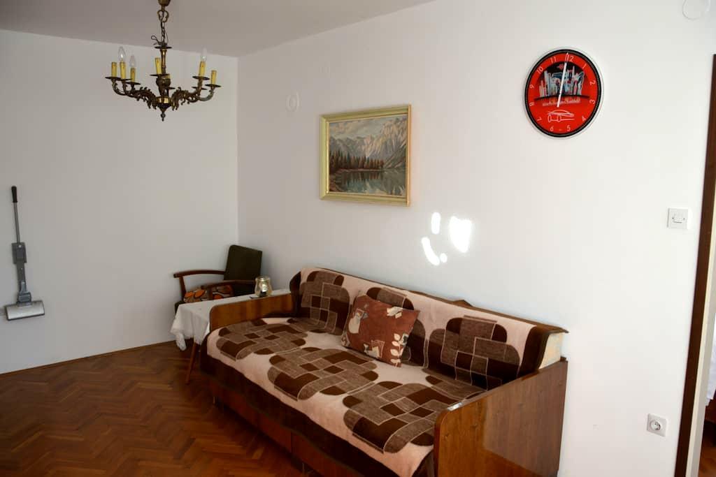 Cozy apartment in the suburb - Ljubljana - Haus