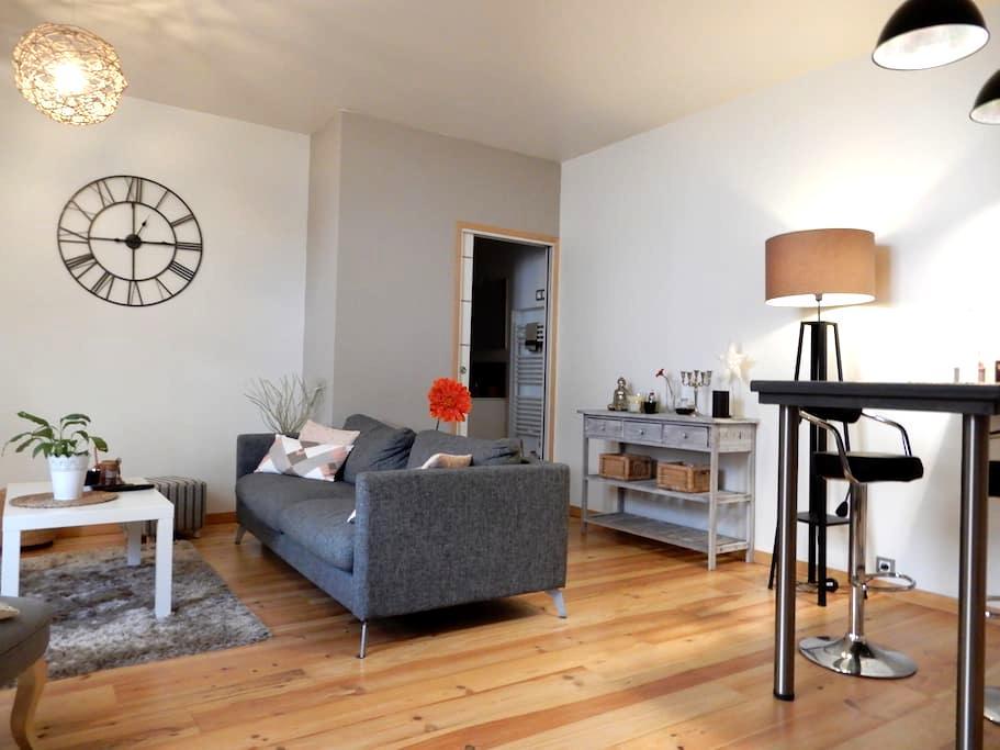 Charmant T2 Bayonne Centre ville - Bayonne - Apartamento