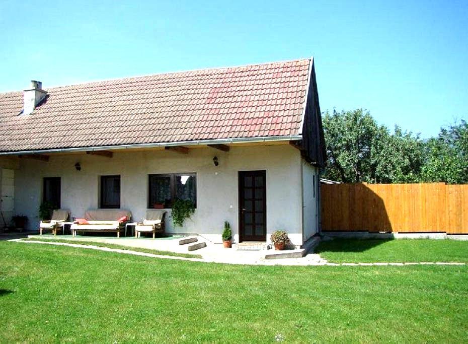 Privat Alena B - entire house - Bobrovec