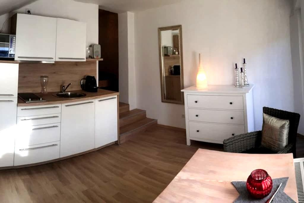 Cozy Modern Apartment - Karwendel - Munich link - Scharnitz - Apartament