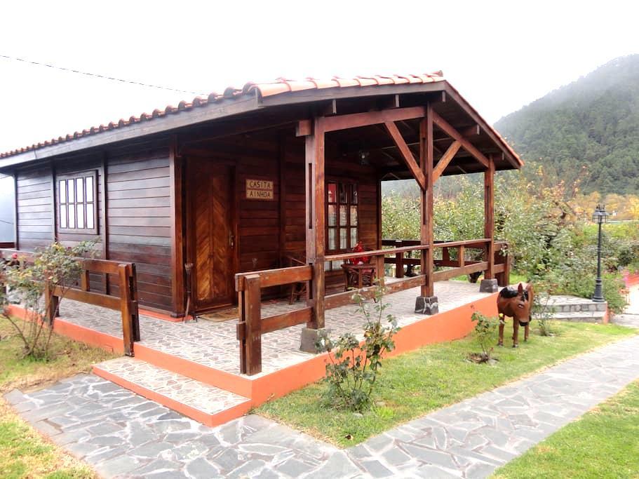 Casitas Vacacionales Laderas del Valle - Ainhoa - Aguamansa - Chalet