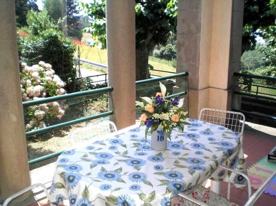 Colline fiorentine - Bivigliano (Vaglia) - Apartamento