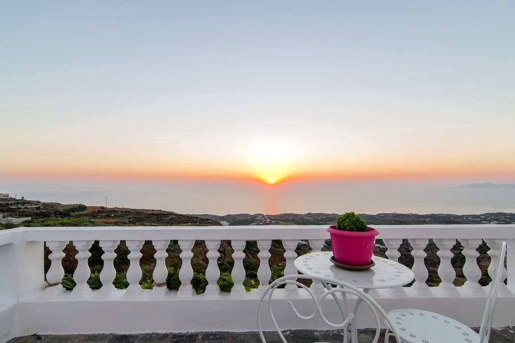 "Belle Etoile ""Sea View"" - Thira - Apartment"