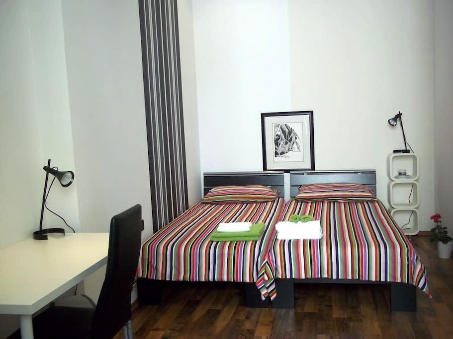 Double room in Rijeka center - Rijeka - Leilighet