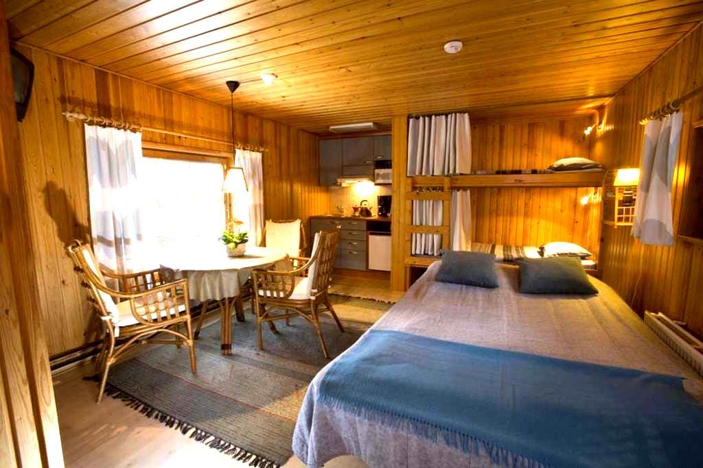 Arctic Home in Santa's city - Rovaniemi - Cabana
