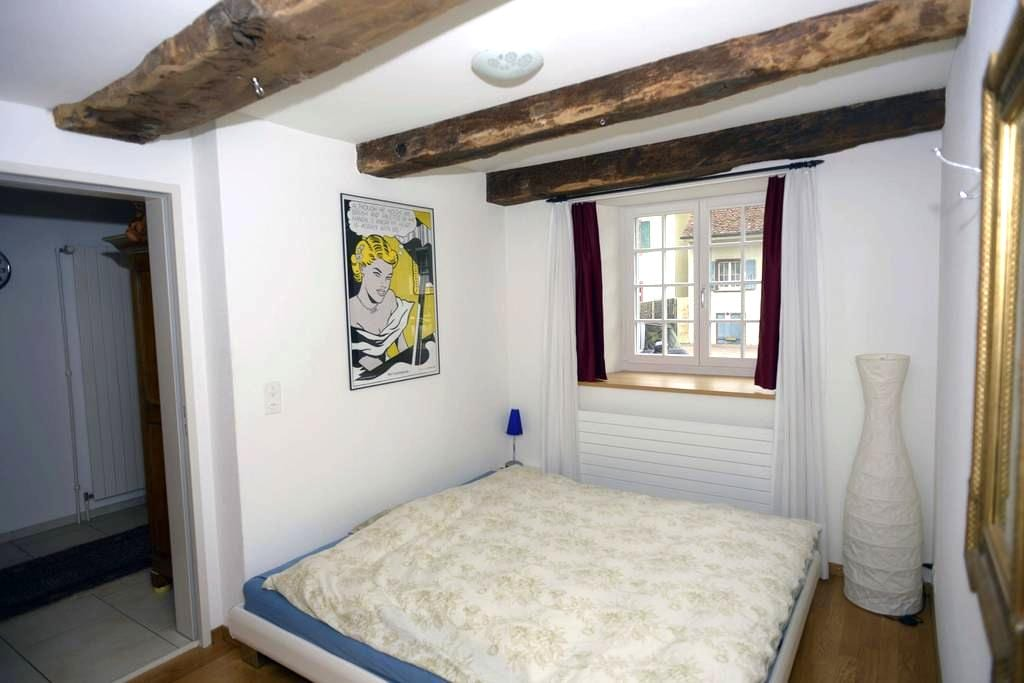 Nice room in the suburbs of Basel - Pratteln - Appartamento