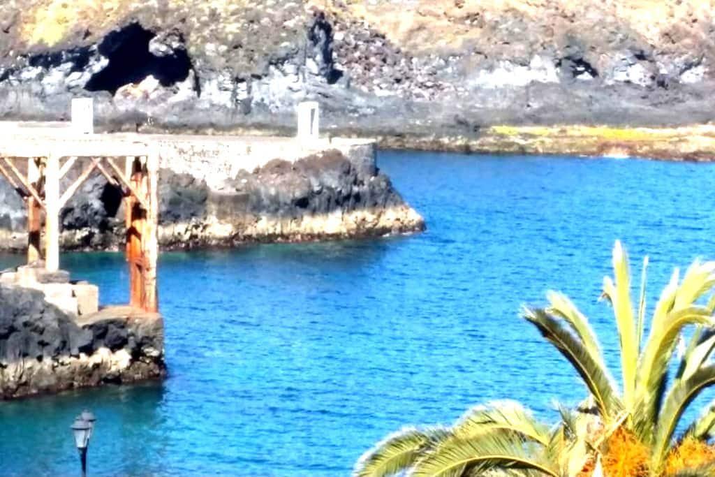 Ático con vistas al mar, Garachico - Garachico - Condominium