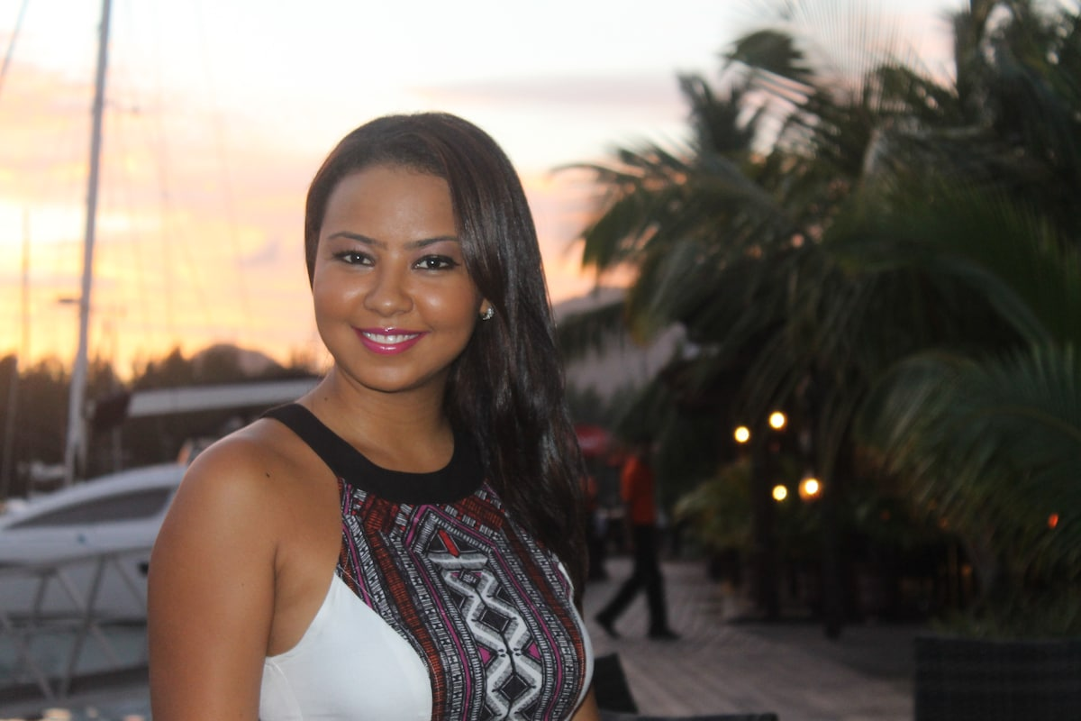 Shanice From Victoria, Seychelles
