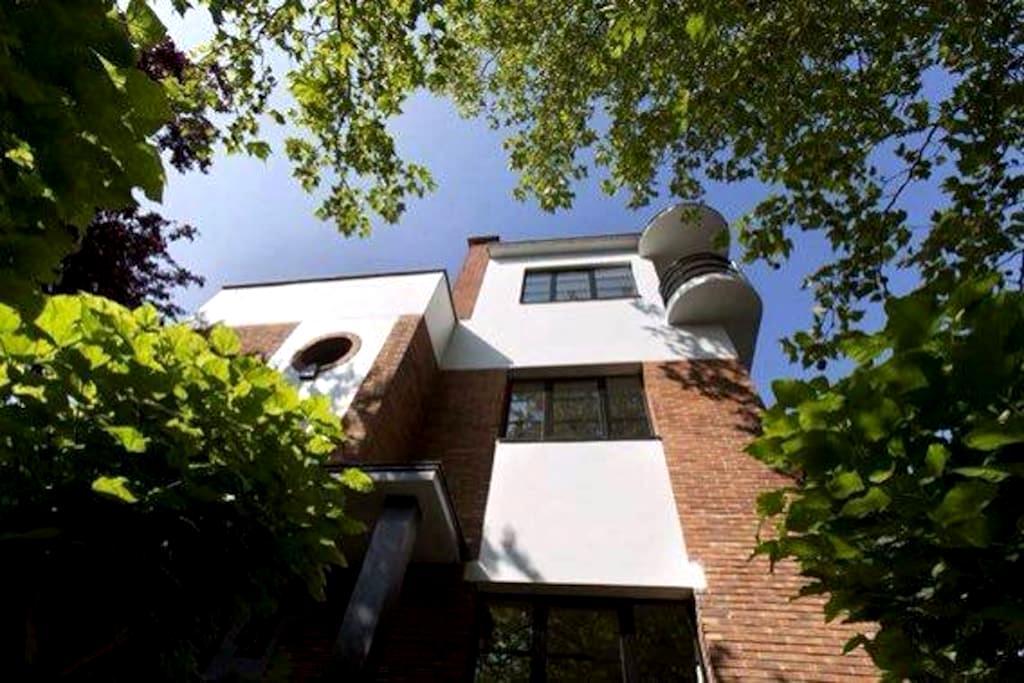 Bright apartment in quiet environment - Hove - Lägenhet