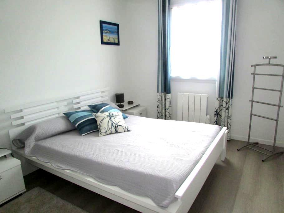 Chambre privée avec salle de bain - Bruz - Rumah