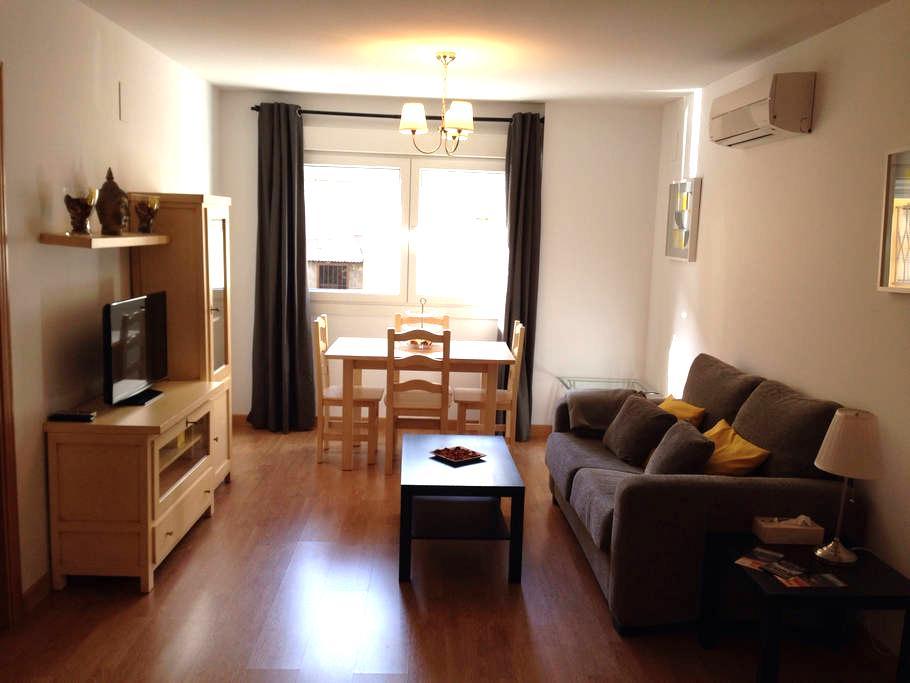 Apartamento En la Sierra Amarillo - Arenas de San Pedro