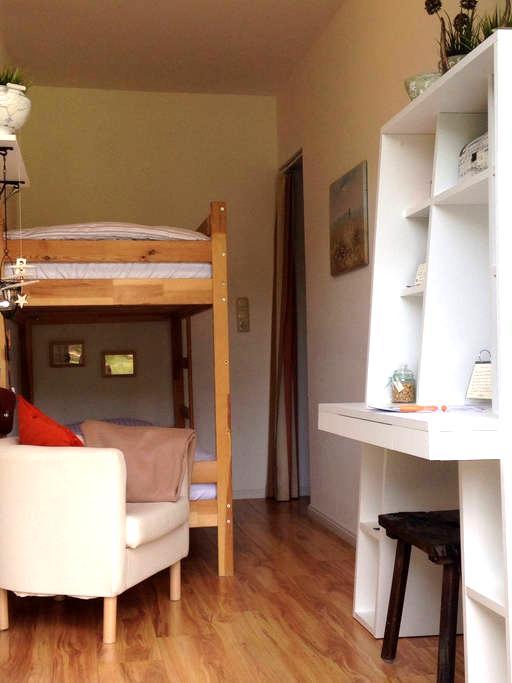 Gemütliches Gästezimmer im ELB NEST - Neu Darchau