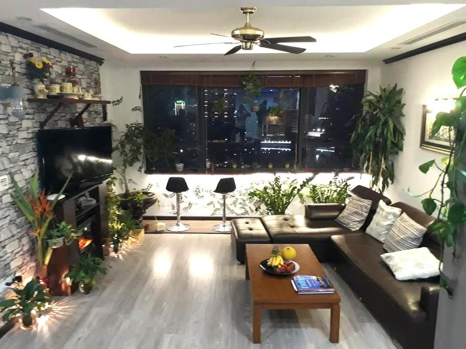 Platinum Residences, central to attractions of HN - Hanoi - Apartament