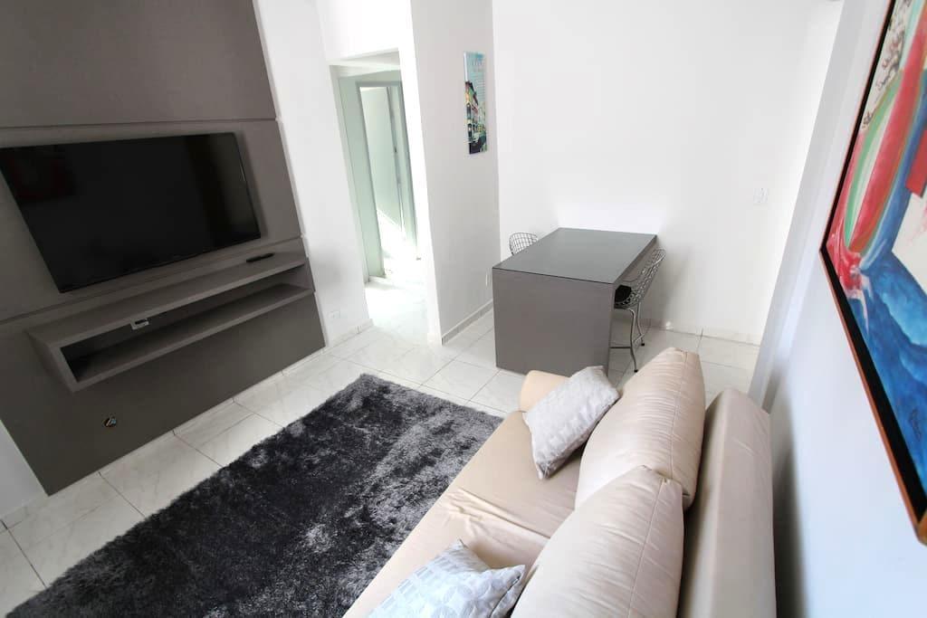 Luxuoso e confortável apto melhor local de Goiânia - Goiânia - Huoneisto
