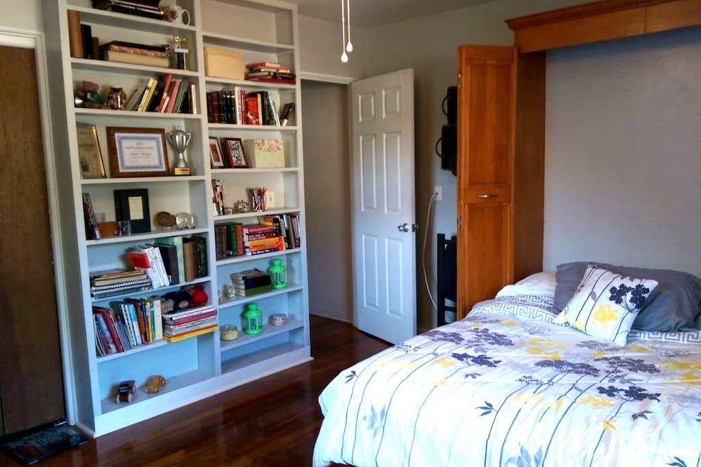 Comfy, Cozy, Pet-Friendly Room for Two. - DeLand - House