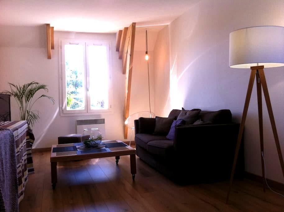 Appartement centre-ville Lamorlaye - Lamorlaye - Pis